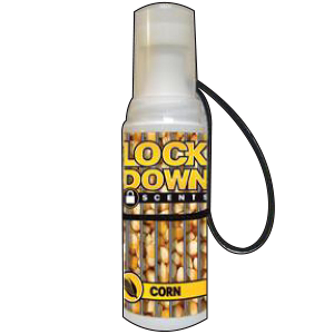 LockDown Corn Scent, Corn Scent Deer, Hunting